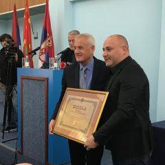 "Награда ""Капетан Миша Анастасијевић"""