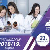 Коначна ранг листа школске 2018/19