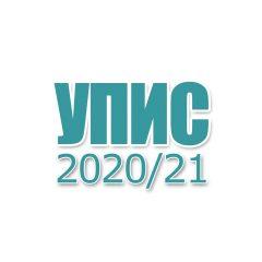 Коначна ранг листа 2020/21